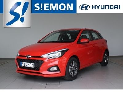 gebraucht Hyundai i20 1.0 T-GDI Select Funktions-Paket 15 Alu GRA
