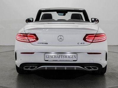 gebraucht Mercedes C43 AMG C-KlasseAMG Cabriolet Distronic Comand ILS 360°K.