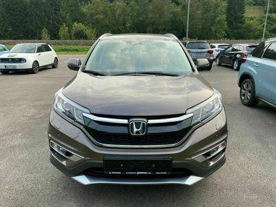 gebraucht Honda CR-V 1.6 i-DTEC 118kW 4WD Lifestyle Automatik