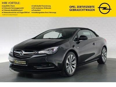 gebraucht Opel Cascada INNOVATION TURBO+NAVI+RÜCKFAHRKAMERA+BI-XENON+SITZ-/LENKRADHEIZUNG
