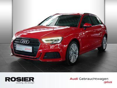 gebraucht Audi A3 Sportback 2.0 TDI S line Black B&O LED Nav