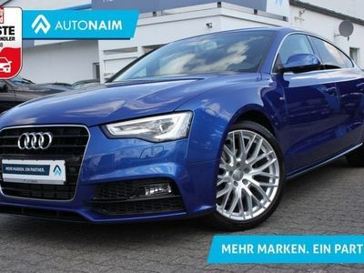 gebraucht Audi A5 1.8 TFSI multitronic Paket:SportEdition Plus