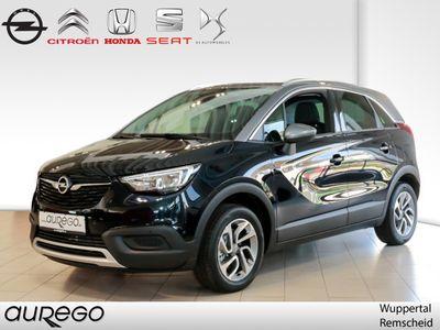 gebraucht Opel Crossland X Design Line 1.2 Direct Injection Turbo, 81 kW (11