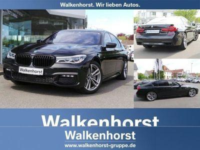 käytetty BMW 750 i xDrive Laserlicht M-Sportpaket Komfortsitze Mass