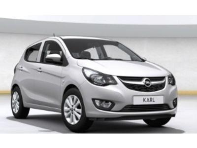gebraucht Opel Karl 120 Jahre 1.0 EU6d-T Klima SHZ Temp PDC USB