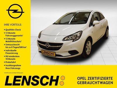 gebraucht Opel Corsa E 1.4 T Edition *BT*Sitzh*PDC*