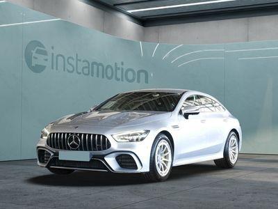 gebraucht Mercedes AMG GT AMG GT63 4M+ Distronic+ Dynamic+ Perf.Abgas-sch