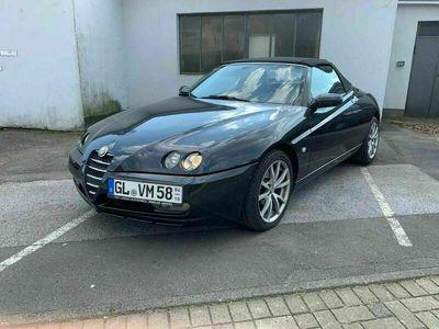 gebraucht Alfa Romeo Spider Alfa916 2,0 jts Ez 05.2004 als in Wermelskirchen