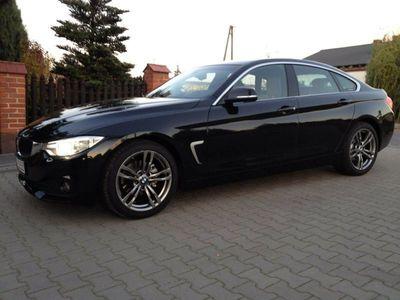 gebraucht BMW 418 Gran Coupé Navi M-lenkrad SHZ