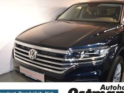 gebraucht VW Touareg 3.0 V6 TDI Basis 4Motion LED*RFK*NAVI