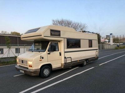 gebraucht Peugeot J5 lang Wohnmobil Camping