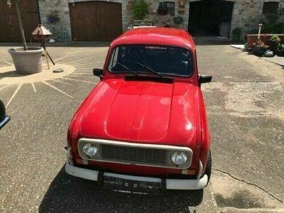 used Renault R4