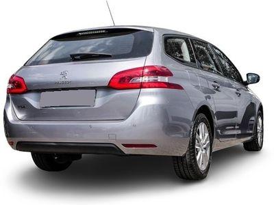 gebraucht Peugeot 308 308SW Active 1.5 Klimaautomatik SHZ LED-Tagfahrlicht