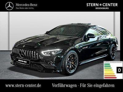gebraucht Mercedes AMG GT 43+4MATIC+BURMESTER+DISCTRONIC+Kamera+LED