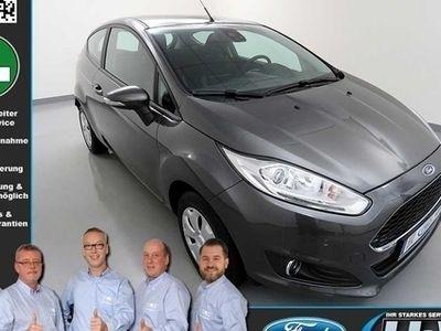 gebraucht Ford Fiesta 1.0 EcoB. Celebration (Sitzheiz.Bluetooth)