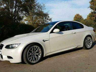 gebraucht BMW M3 E92 / DKG / Drivelogic / V8 / miner... als Sportwagen/Coupé in Regensburg