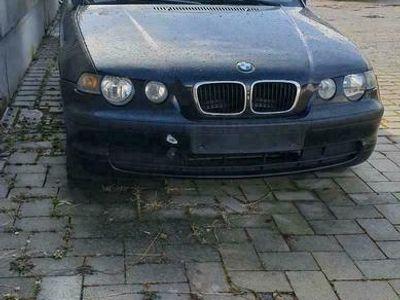 gebraucht BMW 316 Compact TI abzugeben als Limousine in Eching