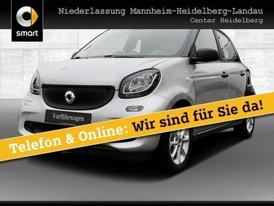 gebraucht Smart ForFour 66kW BRABUS tailor made DCT cool&Audio SHZ
