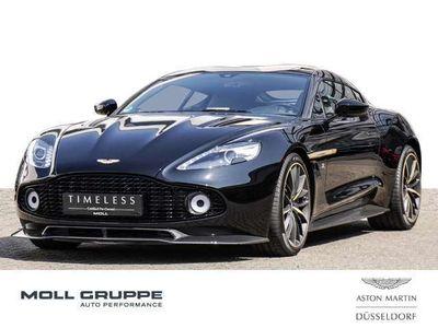 gebraucht Aston Martin Vanquish V12 Zagato Scorching Black