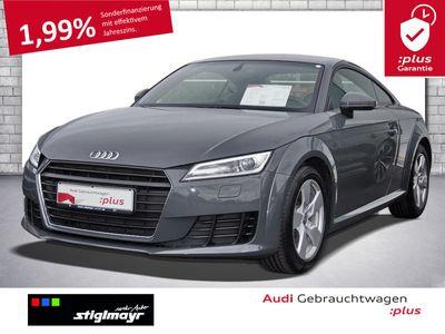 gebraucht Audi TT Coupé 1.8 TFSI quattro S-tronic Drive-select+