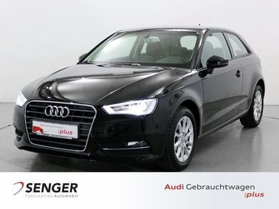 gebraucht Audi A3 Attraction 1.6 TDI clean diesel 81 kW (110 PS) S tronic