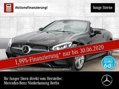 gebraucht Mercedes SL400 AMG Pano Harman Distr+ COMAND ILS LED 9G