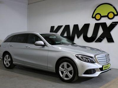 gebraucht Mercedes C250 T BlueTEC / d 4Matic +ILS +Navi +Leder/Anthrazit +Kamera