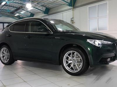 gebraucht Alfa Romeo Stelvio LUSSO TI AUTOMATIK MJ 2020