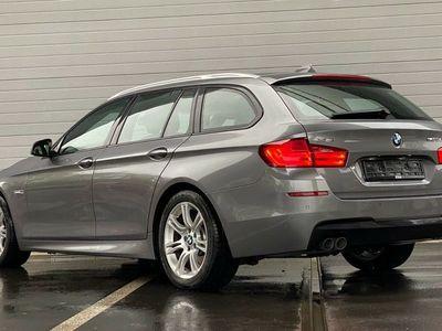 gebraucht BMW 530 d xDrive Touring*Leder*Navi*Xenon*Kam*M-Paket
