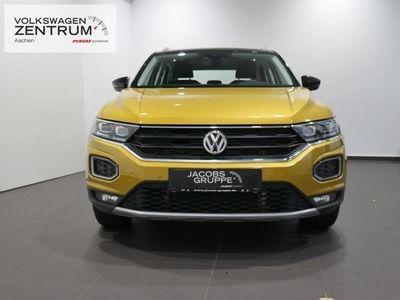 gebraucht VW T-Roc 2.0 TDI Style 4Motion,DSG,Navi,LED
