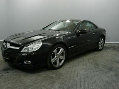 gebraucht Mercedes SL500 AIRSCARF*DISTR*ILS*H&K*COMAND*KEYLESS als Cabrio/Roadster in Reutlingen / Mittelstadt