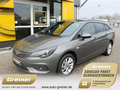 gebraucht Opel Astra ST 1.2 GS Line LED SCHEINWERFER | NAVI | SHZ