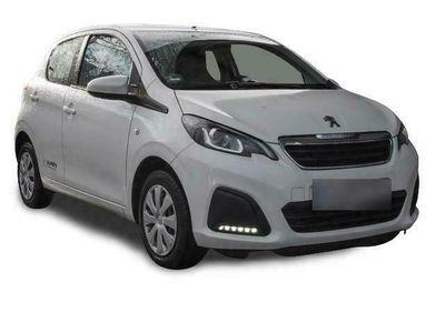 gebraucht Peugeot 108 Active*72PS*Klima*Audio*BT*USB*LED Tagfahrl.*uvm
