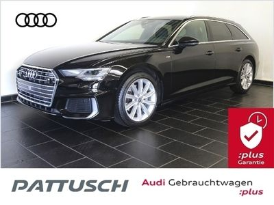 gebraucht Audi A6 Avant 50 3.0 TDI Q sport S-Line B&O Navi DAB