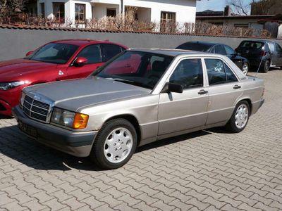 gebraucht Mercedes 190 2,0 Scheunenfund Fahrbereit