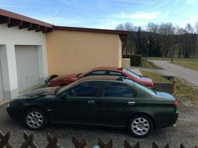 gebraucht Alfa Romeo 166 2.5 V6 Busso Tüv bis 2022