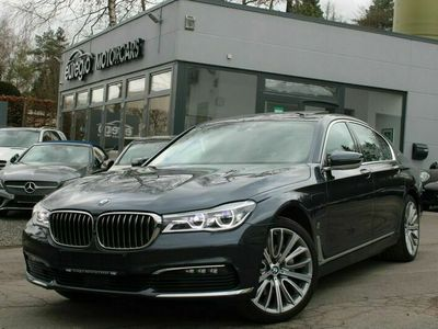 gebraucht BMW 740 e Aut. - 1 Hand - Display-Key - LED /// als Limousine in Stolberg