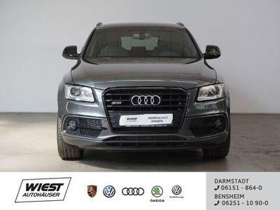 gebraucht Audi SQ5 3.0 TDI Competition quattro tiptronic, AHK GRA Nav