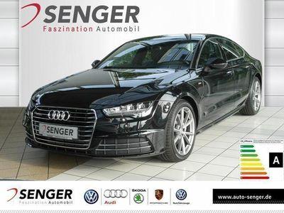 "gebraucht Audi A7 Sportback 3.0 TDI quattro S line Navi LED 19"""