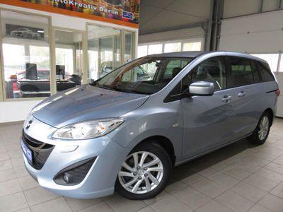 gebraucht Mazda 5 Center-Line FINANZIERUNG HIER MÖGLICH