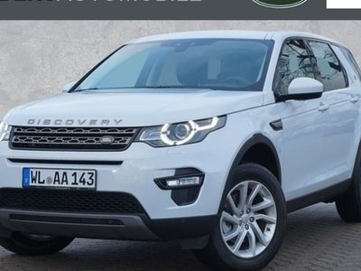 gebraucht Land Rover Discovery Sport 2.0l TD4 SE Pano Kamera SD