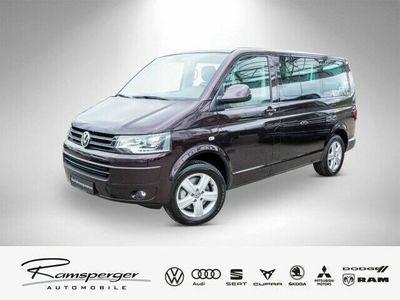 gebraucht VW Multivan T5Comfortline 2.0 TDI DSG Xenon Navi GRA
