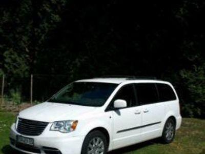 gebraucht Chrysler Grand Voyager 2013 Benzin/Gas