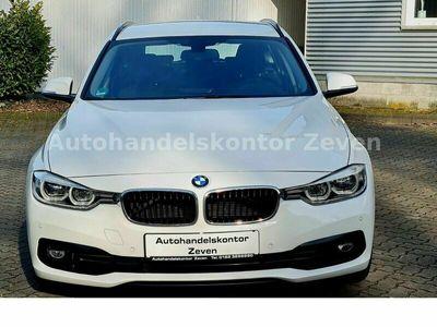 gebraucht BMW 318 Baureihe 3 Touring d Advantage/Navi/Euro6 als Kombi in Niedersachsen - Zeven