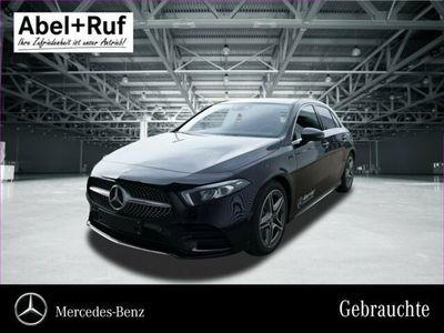 używany Mercedes A250 4M.-AMG-Schiebedach-Navi-Rückfahrkamera