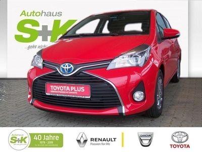 gebraucht Toyota Yaris Hybrid Comfort *Standheizung.*R-Kamera*