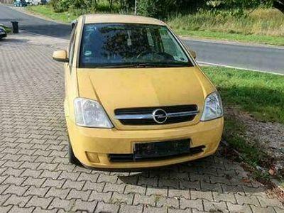 gebraucht Opel Meriva mit tuv &gasanlage