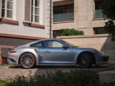 gebraucht Porsche 991 / 3.8 Turbo Coupé