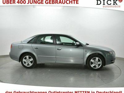 gebraucht Audi A4 2.0TDI quattro Sport SHZ+TEMP+BOSE+GEPFLEGT!