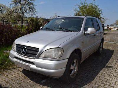 gebraucht Mercedes ML270 CDI M -KLasse (BM 163)